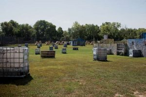 Blackwater City Paintball field near Indianapolis